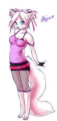 Miyu from FA by thekitty