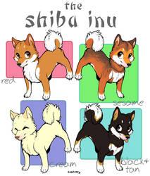 the Shiba Beeba by thekitty