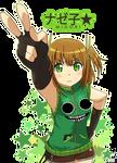 :PEACE!: Nazeko