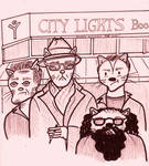 Beat Generation As Cats
