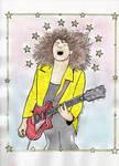 Marc Bolan Color March 2020