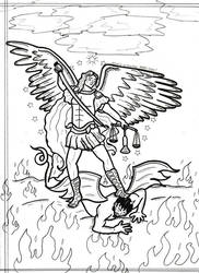 Archangel Michael April 2020