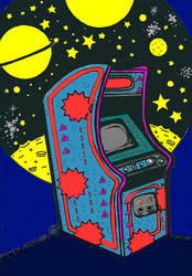 80s Arcade May 2020