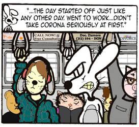 Psycho Bunny WebComic Panel May2020