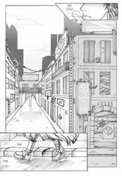 01.Empty streets by marendins