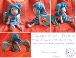 Lapis Lazuli plush (Sold)