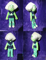 Peridot without Limb Enhancers -Commission- by Charitynorn
