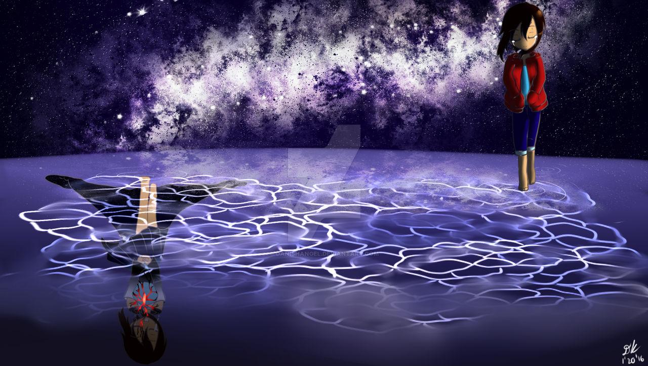 Inner Galaxy Wallpaper