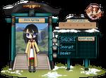 Pokimono - Shiori the Snorunt