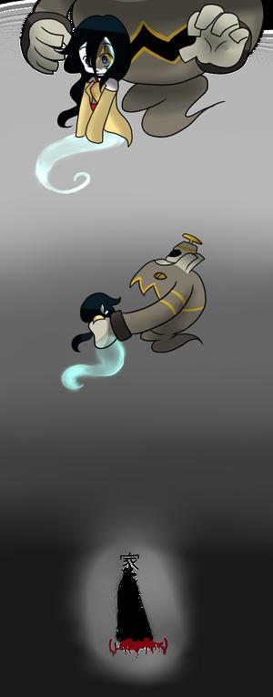 Frightful encounter