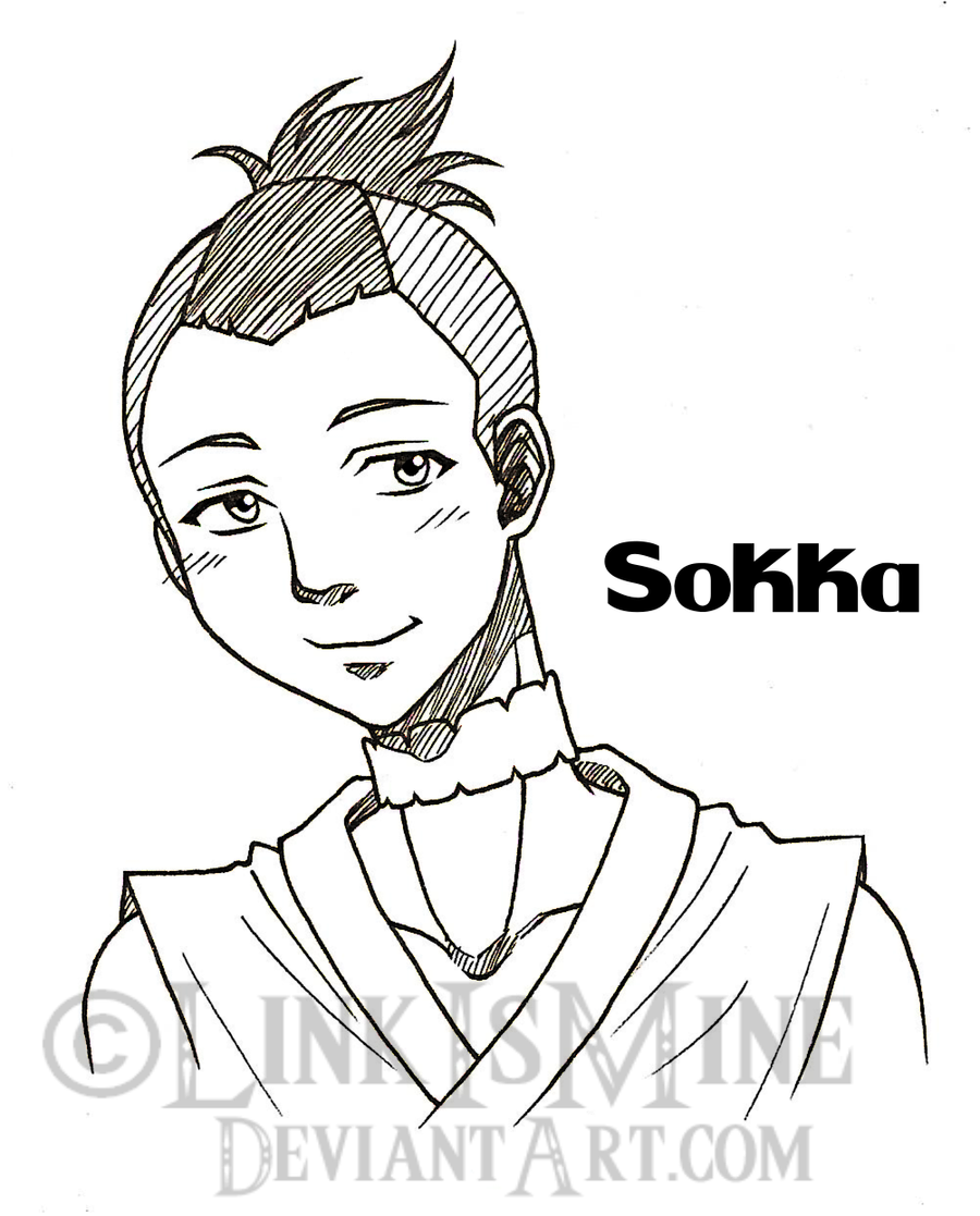 Sokka by LinkIsMine