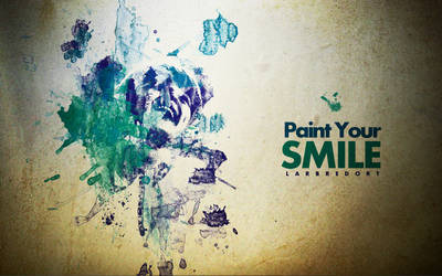 Paint your smile