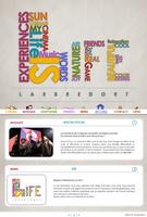 Life Blog Design