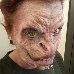 Monster makeup Fx