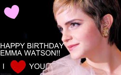 happy birthday hermione by - photo #45