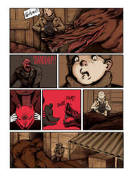 The Wolves in the Trenches p3 by TheWoodenKing
