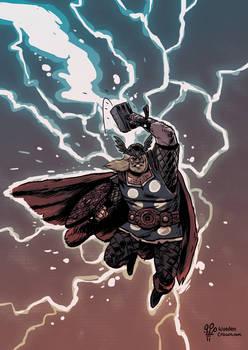 THOR, Son of Thunder