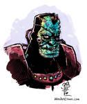 Frankenstein War Monger