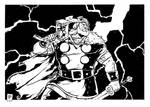 The Mighty Thor commission