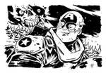 Captain America commission