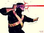 Cyclops sketch!