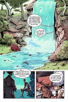 SPERA vol.3 page 01 by TheWoodenKing