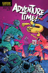 Adventure Time #25 Variant Cover