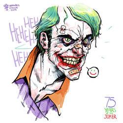 75 years of the Joker