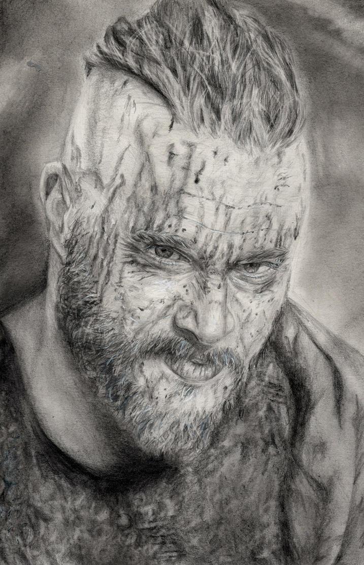 King Ragnar By TereRoksana On DeviantArt