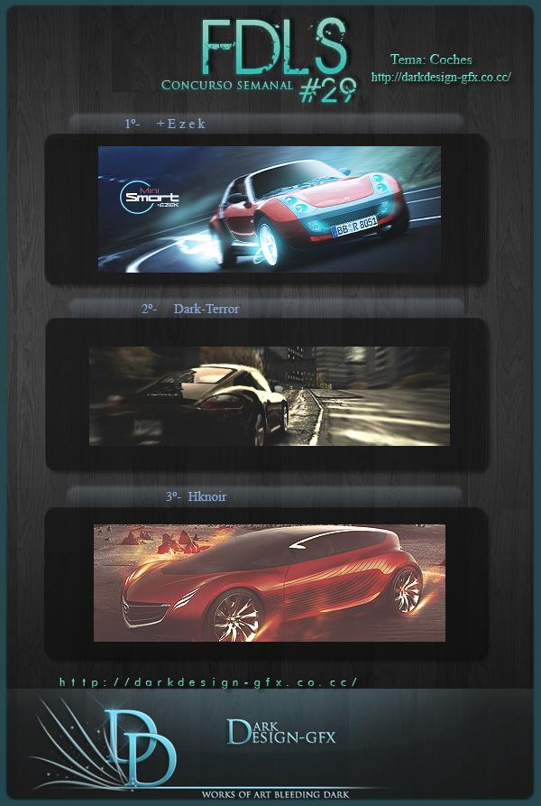 Ganadores 29 FDLS by darkdesign-gfx