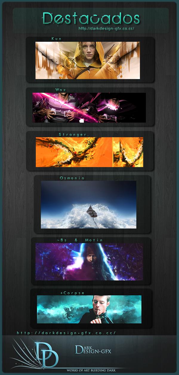 2nd Destacados Expo by darkdesign-gfx