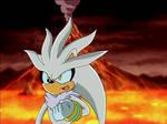 Fake SonicX: Silver