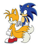 Sonic and Tails SX preview