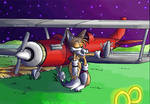 Tails and the Tornado