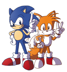DD: Classic Sonic 'n'Tails