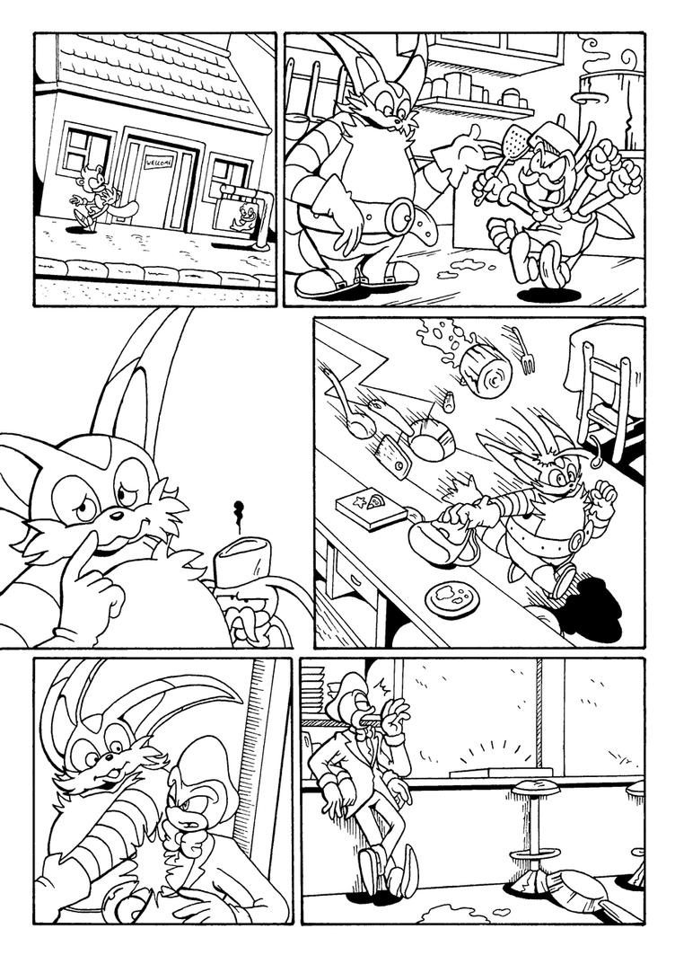 StCO : Big the cat story p2 by adamis
