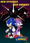 Sonic Club contest: Sonic X ad