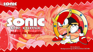 Sonic the Comic : Mighty
