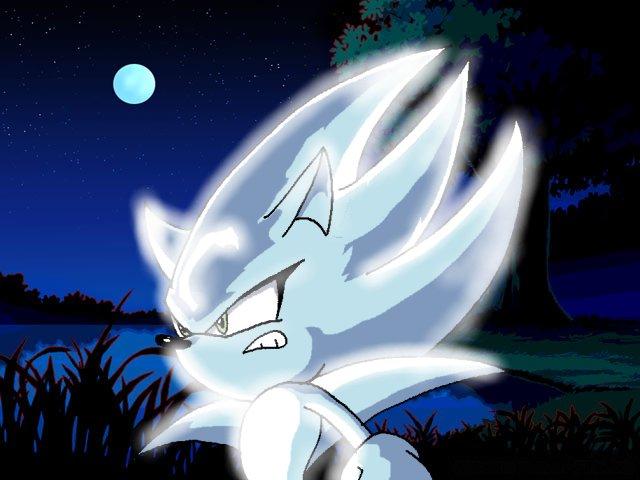 Fake Sonic X pic: Nazo 2