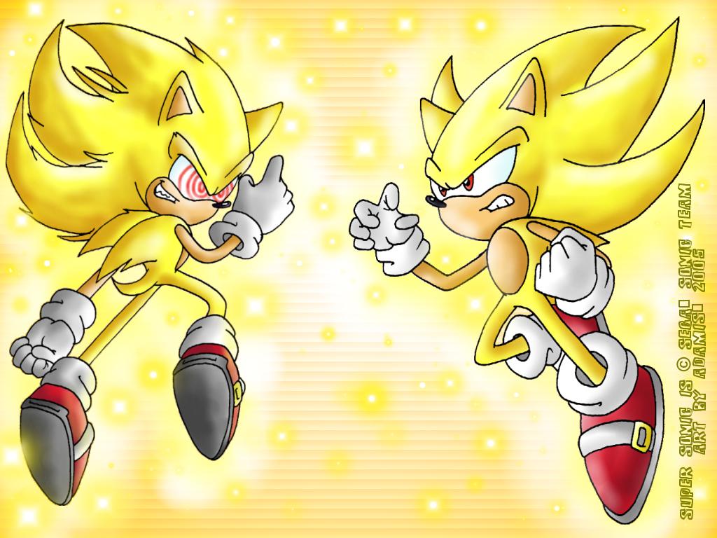 A super sonic battle by thepandamis on deviantart - Super sonic 6 ...