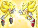 A Super Sonic battle