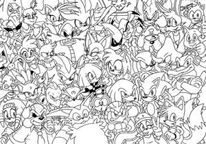 Sonic the Comic Online 275 wallpaper inks