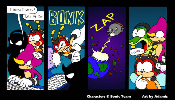 Charmy: Let me try