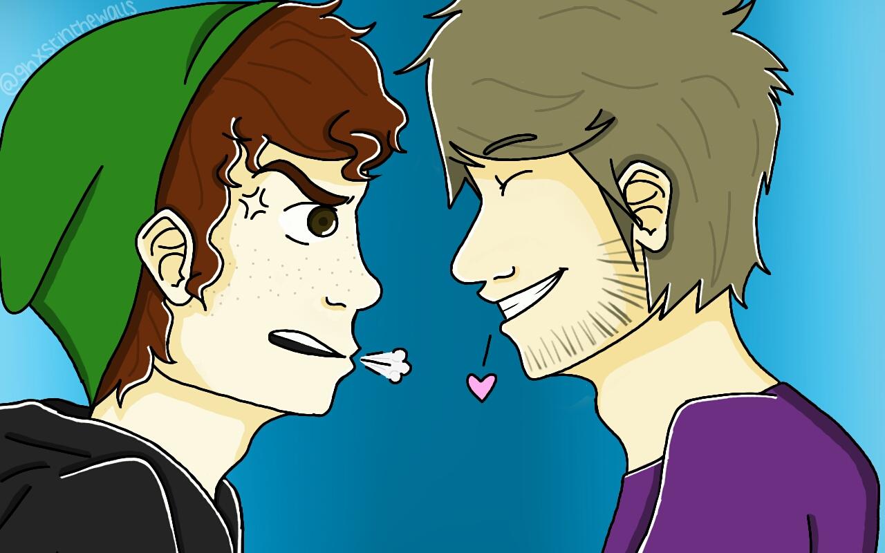 Gavin And Michael Fan Art