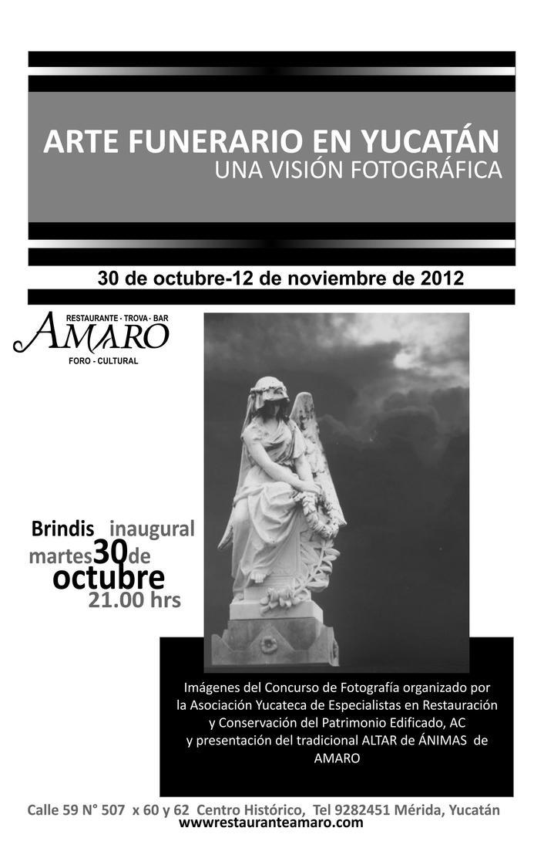 Exposicion Arquitectura Funeraria by Vanimelir