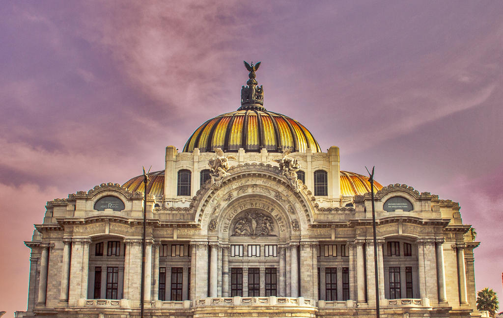 Palacio de Bellas Artes II by Vanimelir
