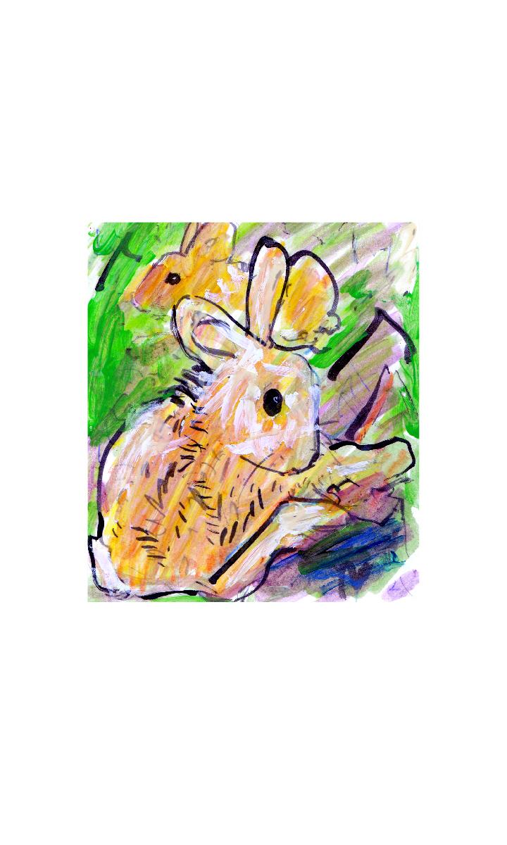 Bunnies by SamuelZylstra2