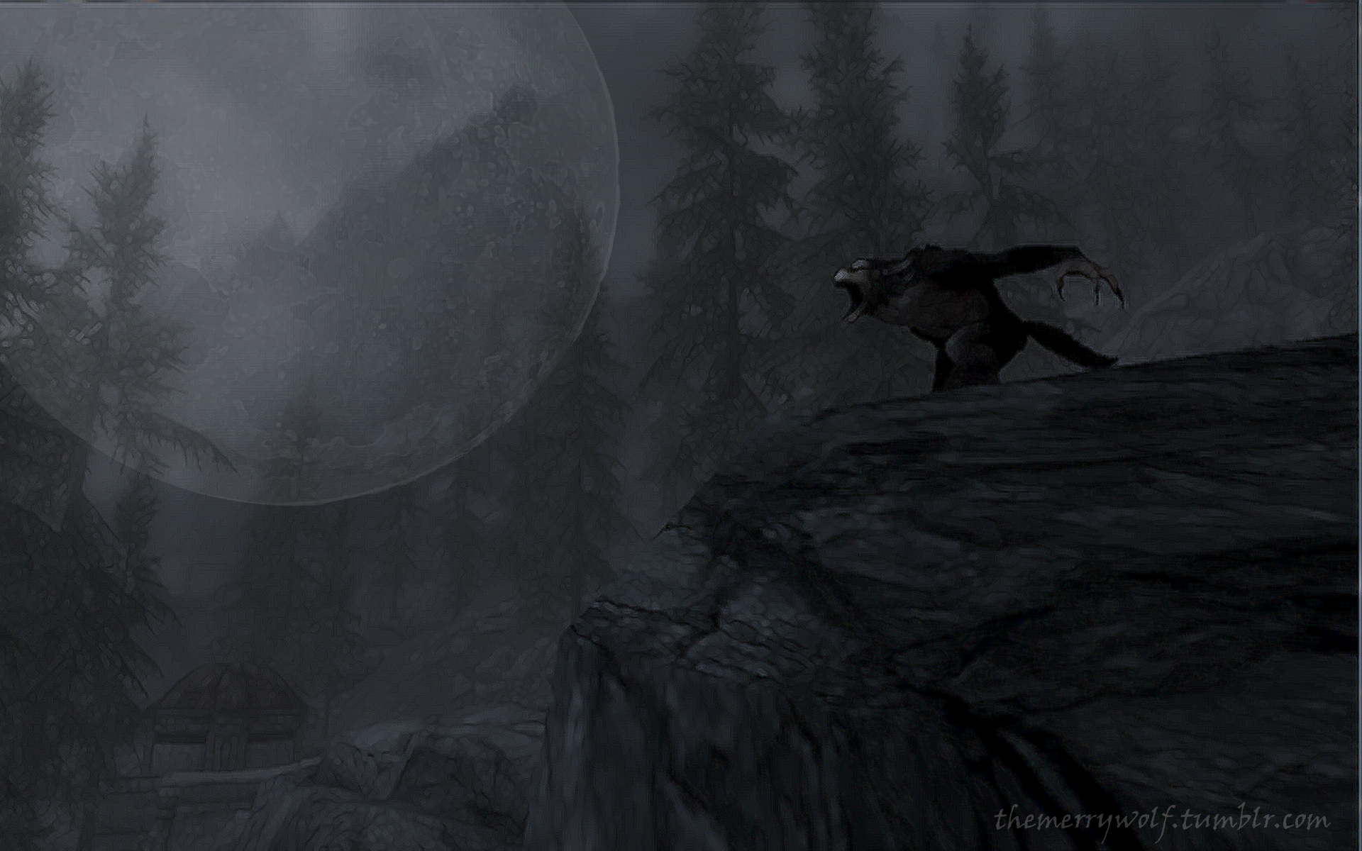 skyrim how to change back to werewolf from vampire