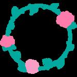 Corona de flores 3