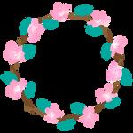 Corona de flores 5